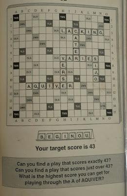 Scrabble Puzzle 2