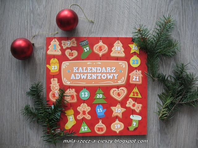 Kalendarz adwentowy dla dzieci - inspiracje DIY