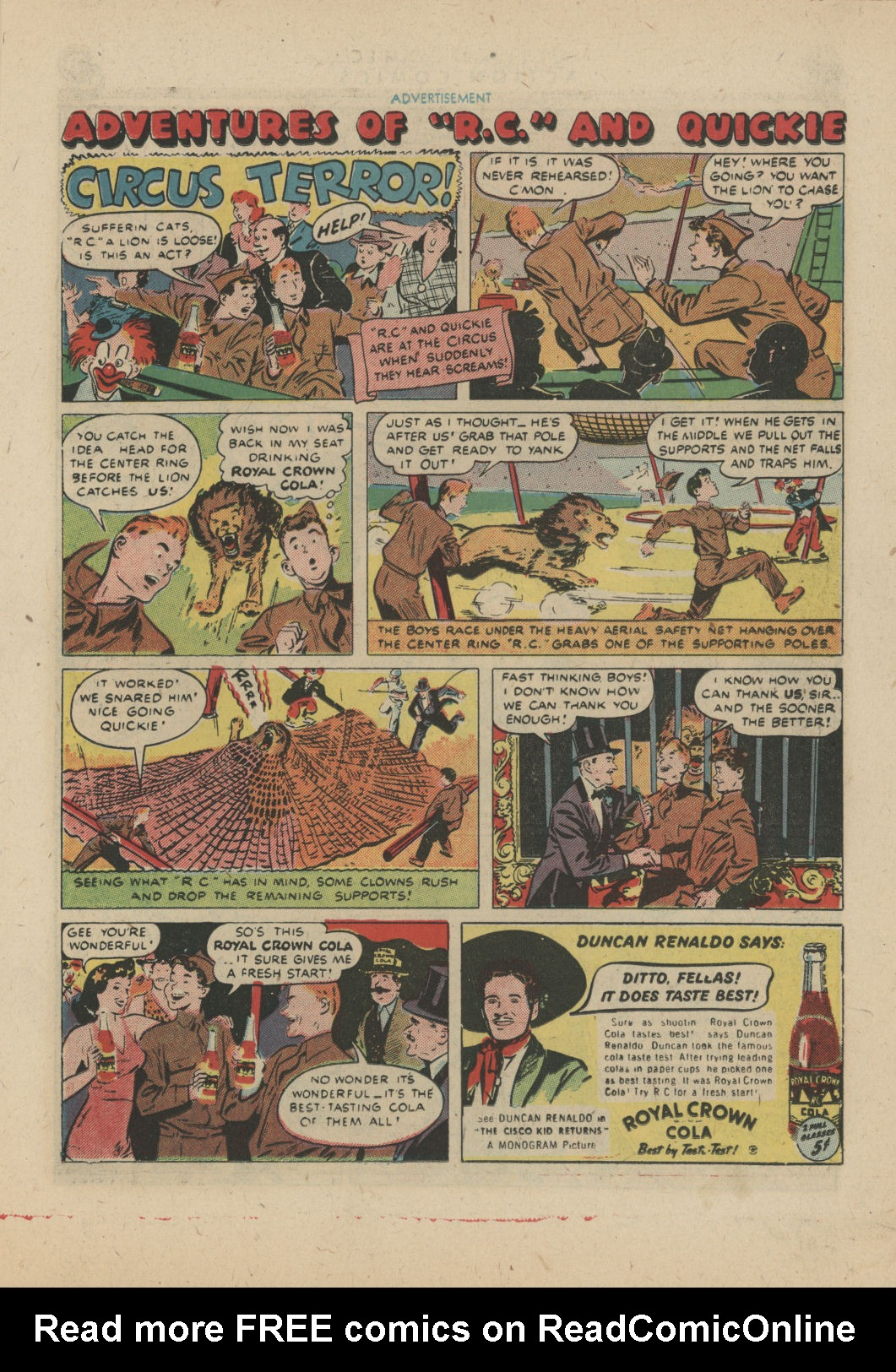 Read online Action Comics (1938) comic -  Issue #83 - 21