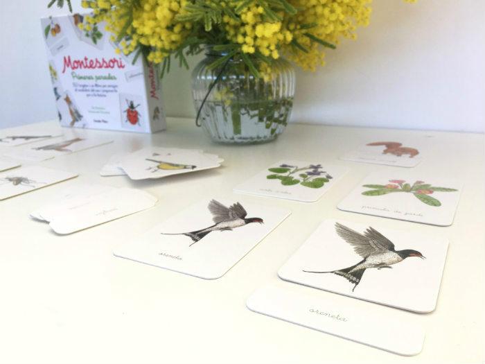 cuentos infantiles cajas tarjetas actividades montessori eve herrmann primeras palabras