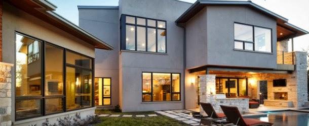 Desain Rumah Ramah Lingkungan Dua Lantai Desain Rumah Ramah Lingkungan Dua Lantai