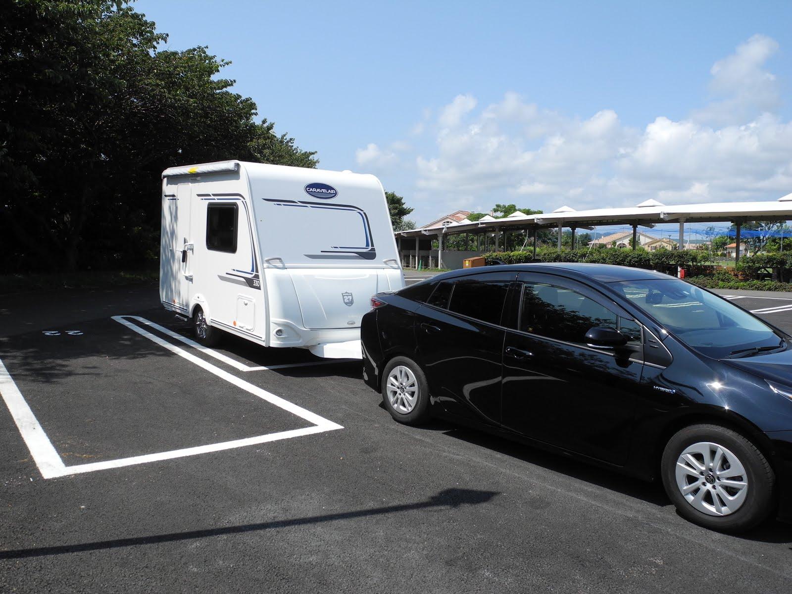 tama mac private camp small trailer trip in miura peninsula