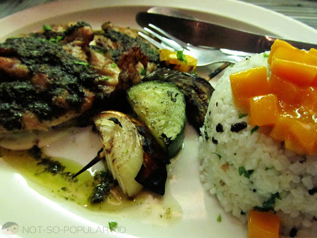 Pepe's Pesto-Crusted Chicken