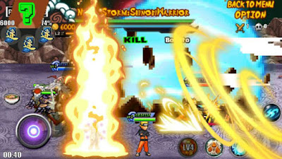 Naruto Senki MOD Unlimited Money Shinobi Warrior