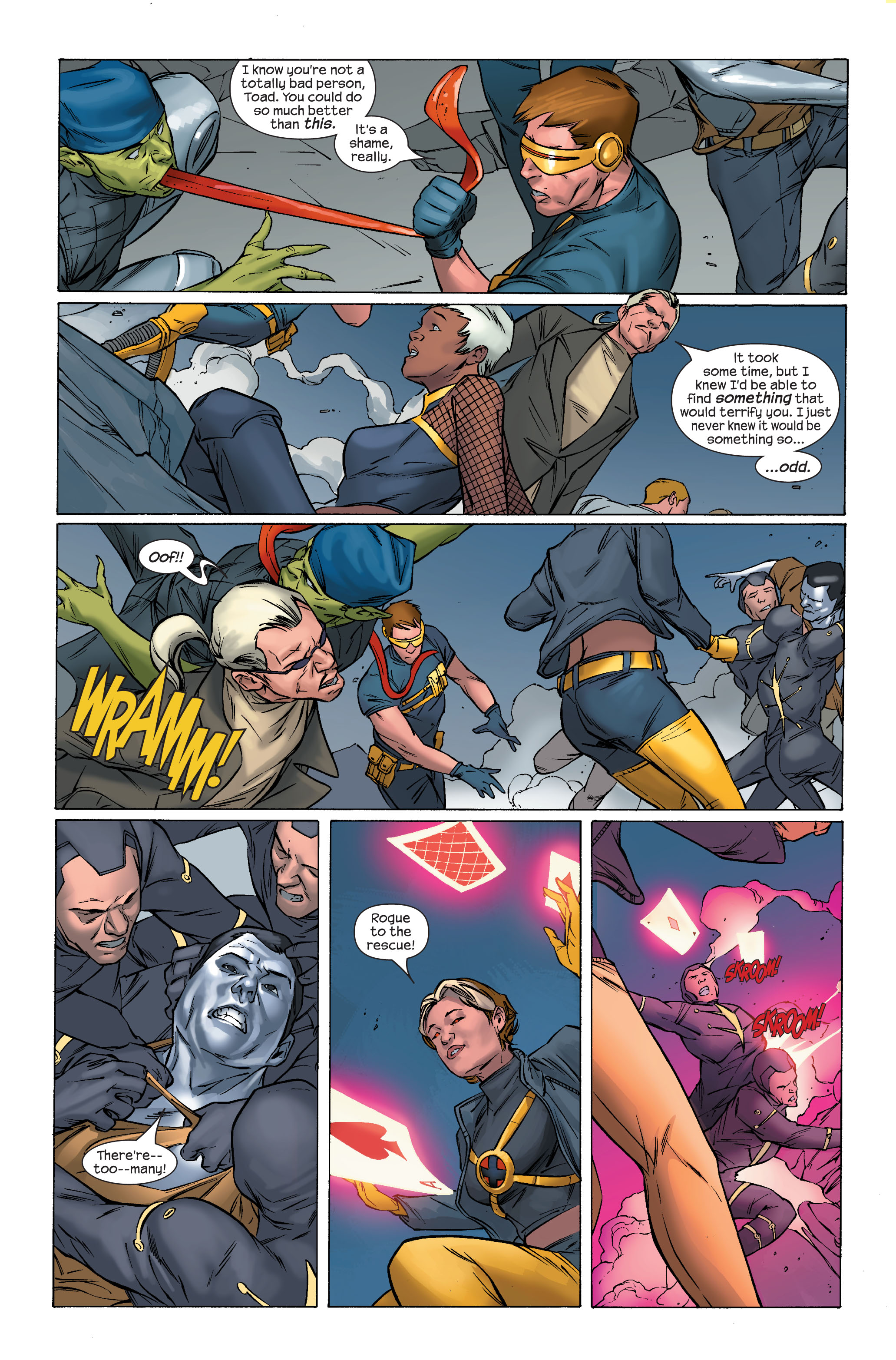 Read online Ultimate X-Men comic -  Issue #70 - 18