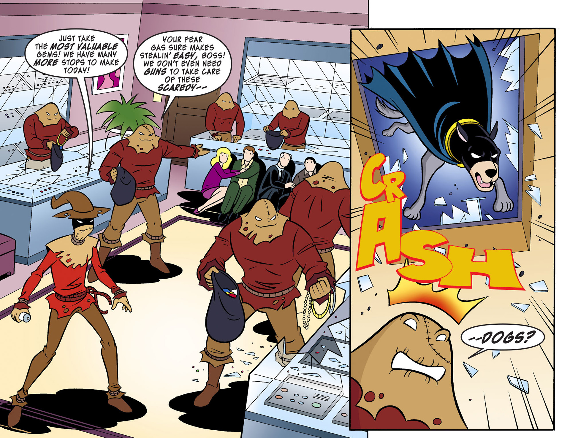 Read online Scooby-Doo! Team-Up comic -  Issue #4 - 13
