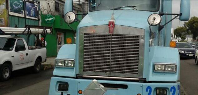 Camiones en Toluca