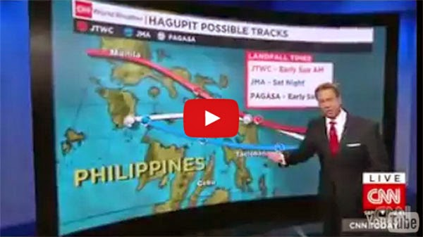 Bagyong Ruby (Typhoon Hagupit) is 'Strongest Storm of 2014'