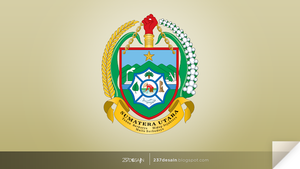 Logo Propinsi Sumatera Utara