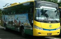 Rute dan Jadwal Bus Trans Citra Raya Tangerang
