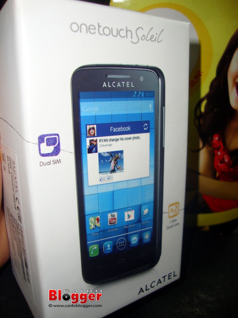 alcatel one touch manual network selection