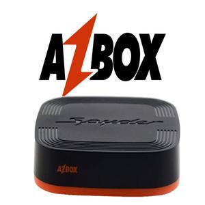 NOVA ATUALIZAÇÃO AZBOX MODIFICADA AzboxSpyder