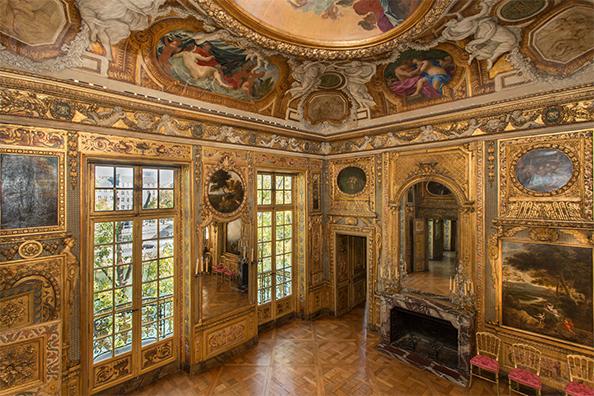 H tel de lauzun visites guid es paris - Hotel de lauzun visite ...