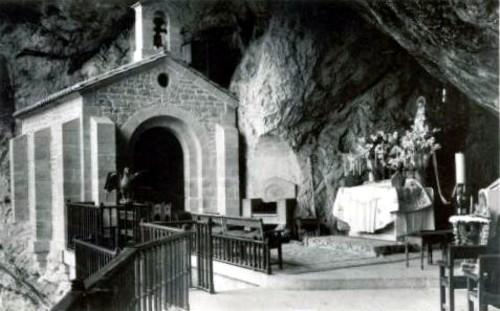 Covadonga (Asturias).