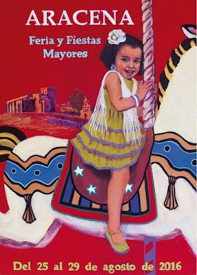 Feria de Aracena 2016 - El Tiovivo - Isabel María Valle Ayllón