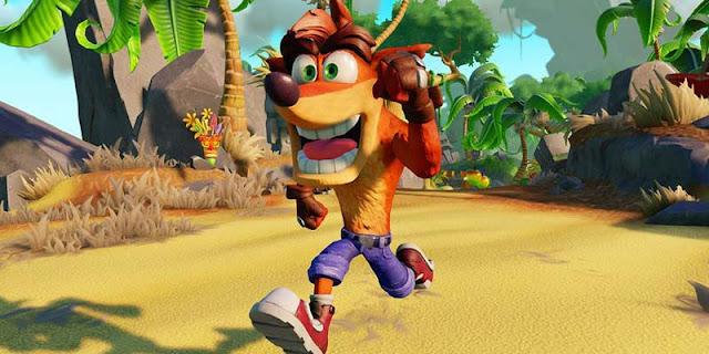Crash Bandicoot Remastered Trilogy Gameplay