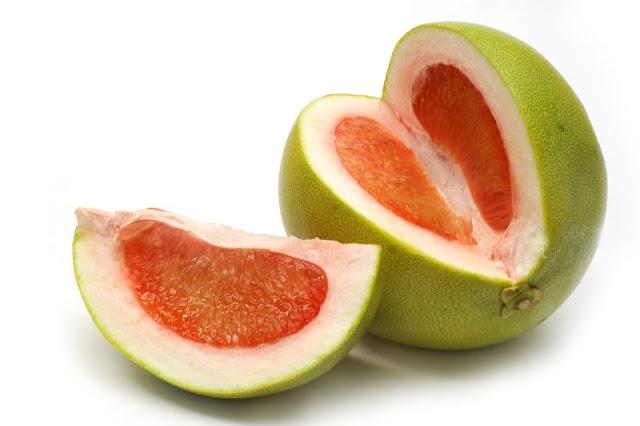 manfaat dan khasiat jeruk bali untuk kesehatan