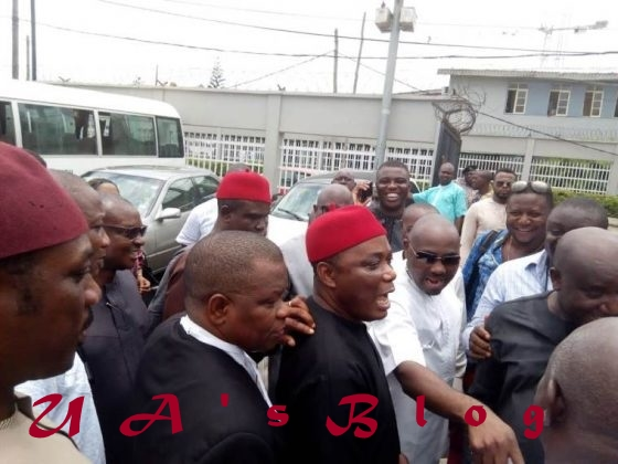 Alleged N322m Fraud: I Was Unjustly Humiliated by EFCC, But Can't be Intimidated – Nwaoboshi to Senate