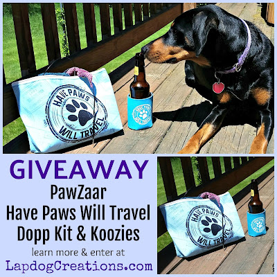 doberman mix rescue dog pet lover accessories PawZaar giveaway