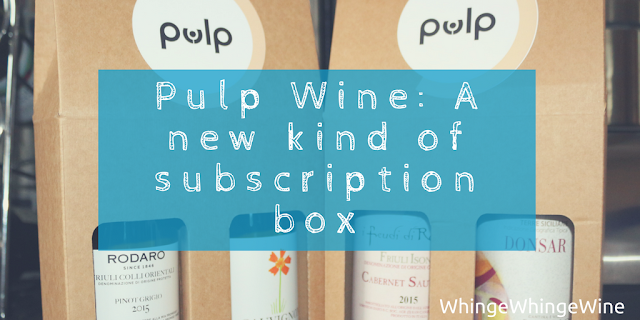 Pulp Wine: A subscription box I can really get behind (review) With 50% off discount voucher code!