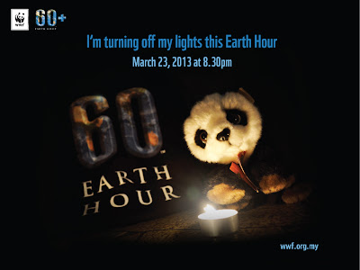 Program Earth Hour 2013