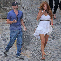 Amal8ousia Blake Lively And Leonardo Dicaprio Kissing