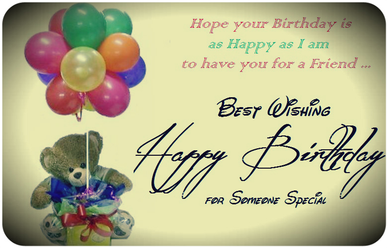 Happy Birthday Wishes Quotes Images Greetings Happy Birthday – Happy Birthday Wishes Greetings for Friends