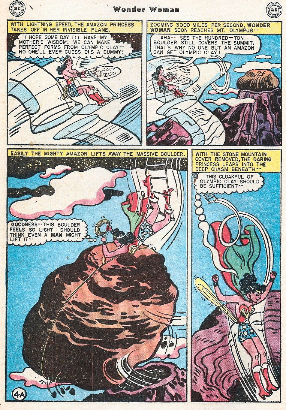 Read online Wonder Woman (1942) comic -  Issue #27 - 6