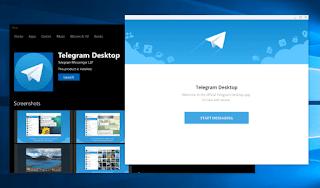 تنزيل, برنامج, الدردشة, والمراسلات, تليجرام, لانظمة, ويندوز, Telegram ,Desktop, اخر, اصدار
