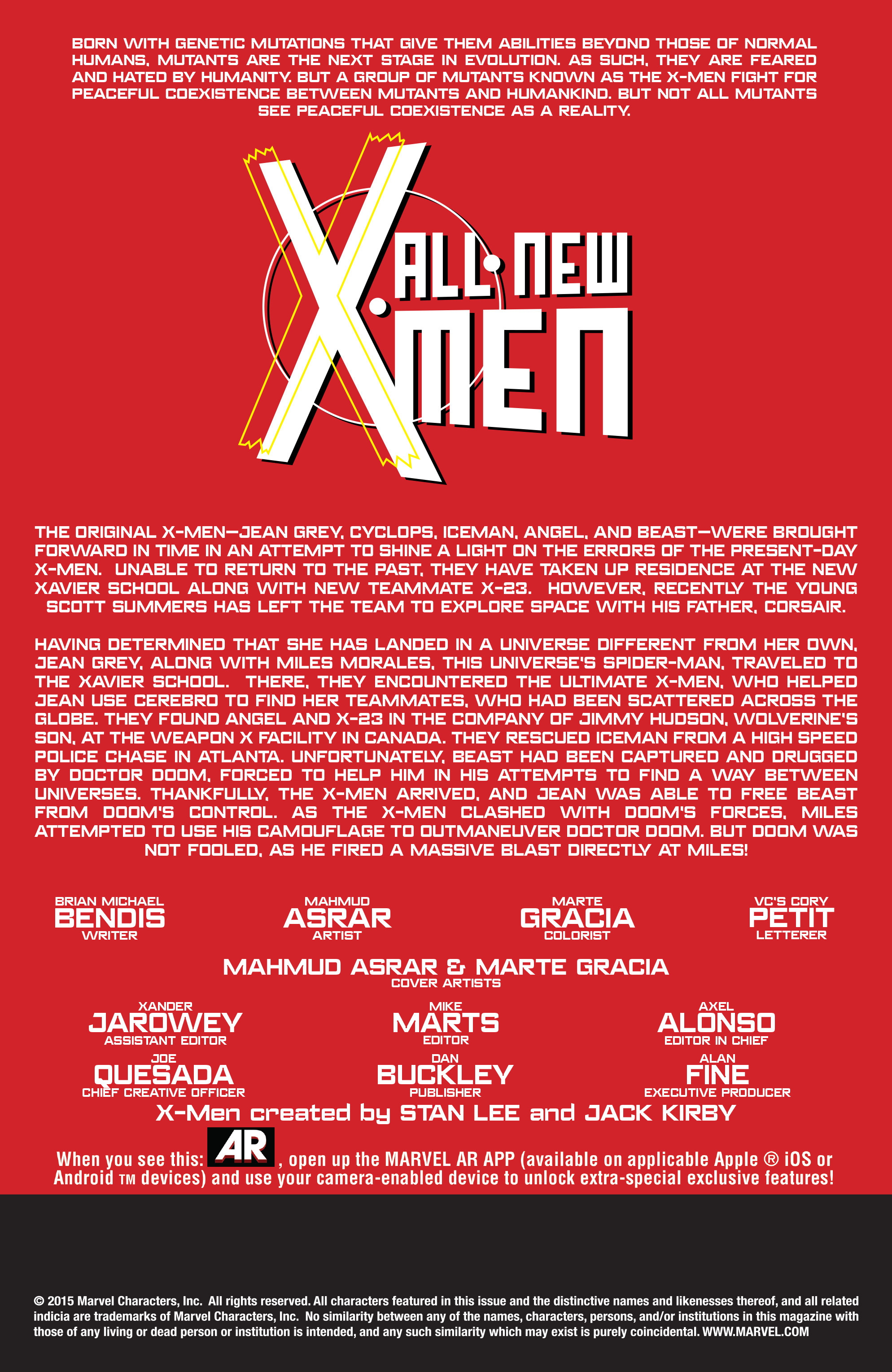 Read online All-New X-Men (2013) comic -  Issue #36 - 2