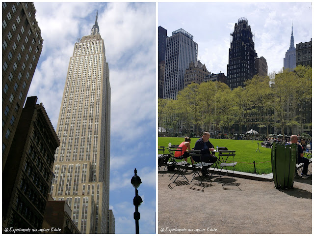 New York  - Midtown Manhattan | Reisen | USA | Städtetour | Citytrip | Empire State Building