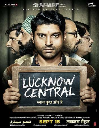Lucknow Central 2017 Full Hindi Movie DVDRip Free Download