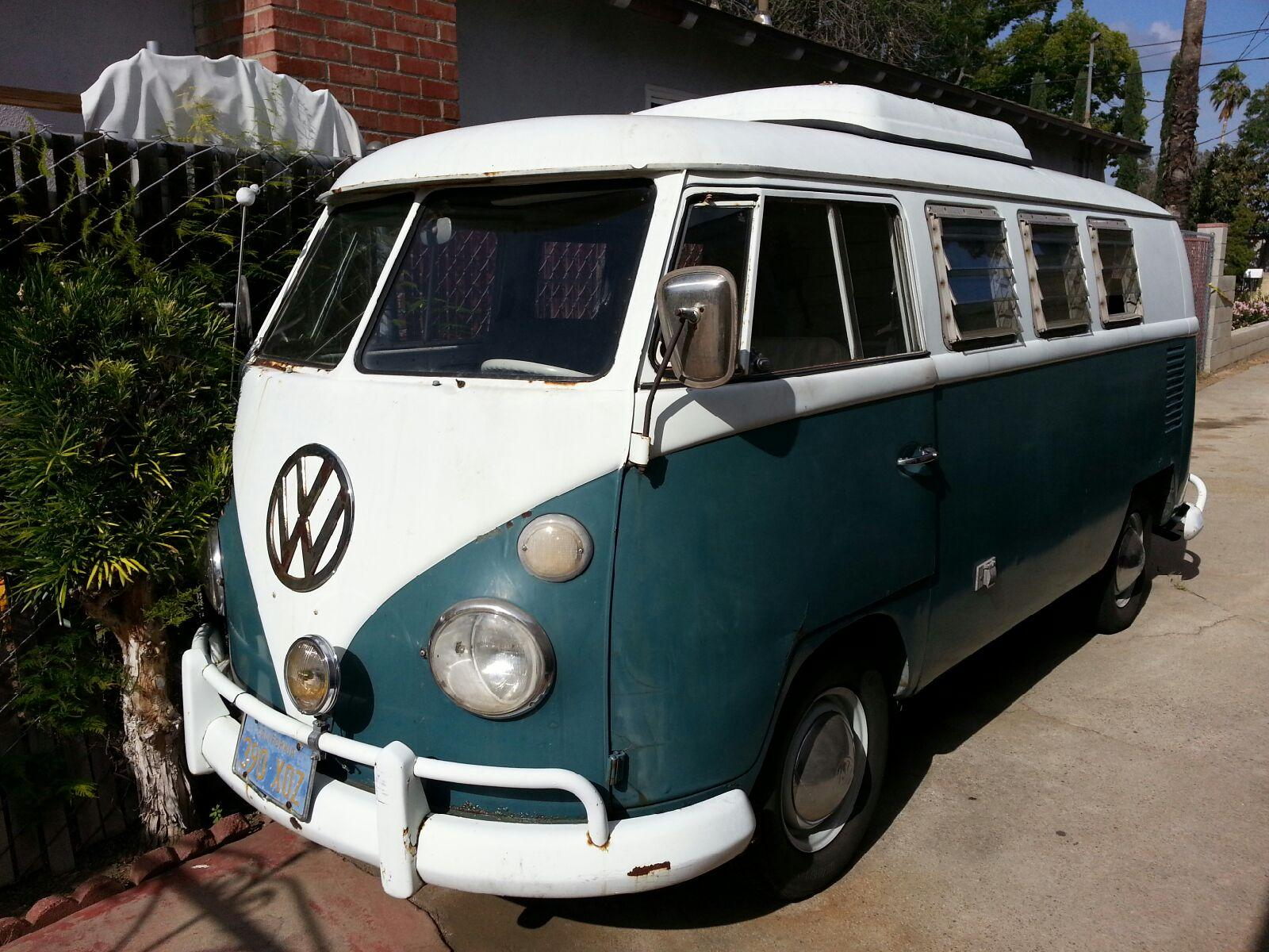 1967 VW SO42 Westfalia Bus