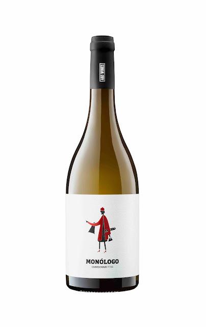 Monólogo Chardonnay branco 2016