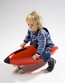 Auto de juguete para tus hijos