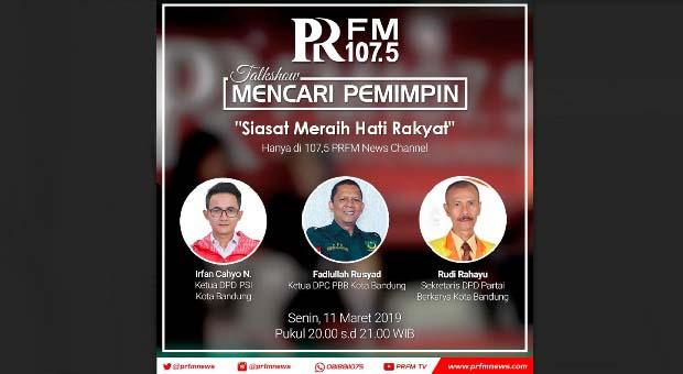 Sekretaris Partai Berkarya Kota Bandung: 'Tingkatkan Fungsi Regulasi'