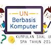 Kumpulan Soal UNBK SMA Tahun 2018 Beserta Kunci dan Pembahasan
