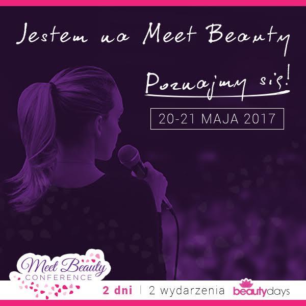 Konferencja Meet Beauty III i targi Beauty Days - co się działo i jakie są moje wrażenia.
