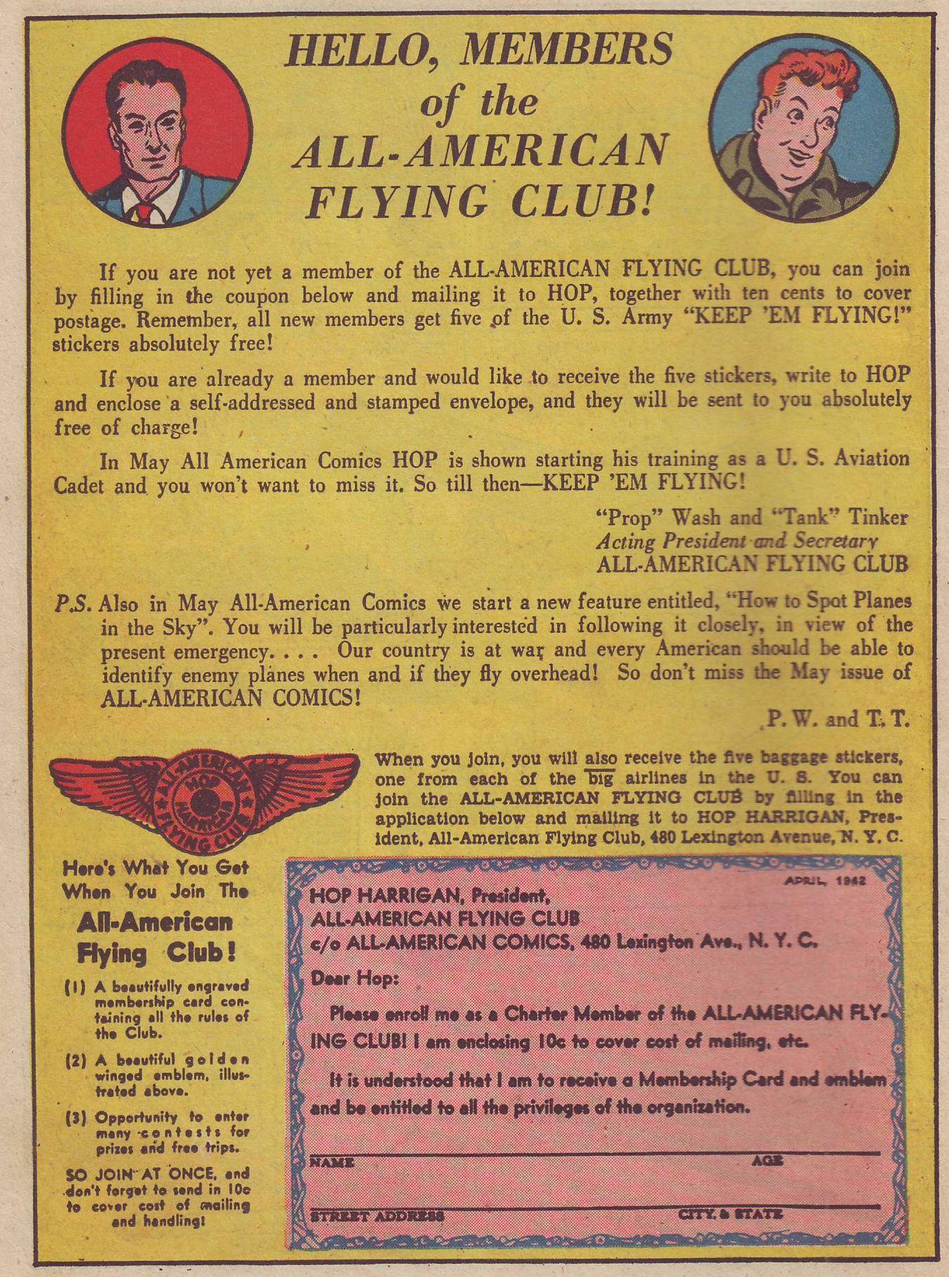 Read online All-American Comics (1939) comic -  Issue #37 - 24