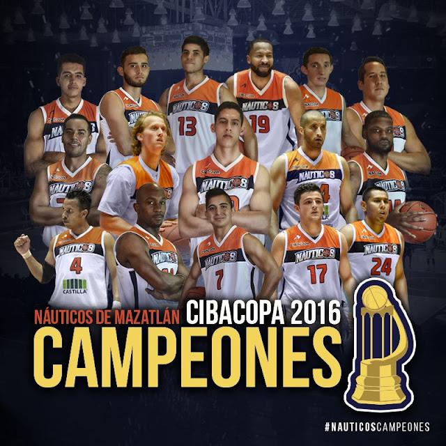 CIBACOPA 2016