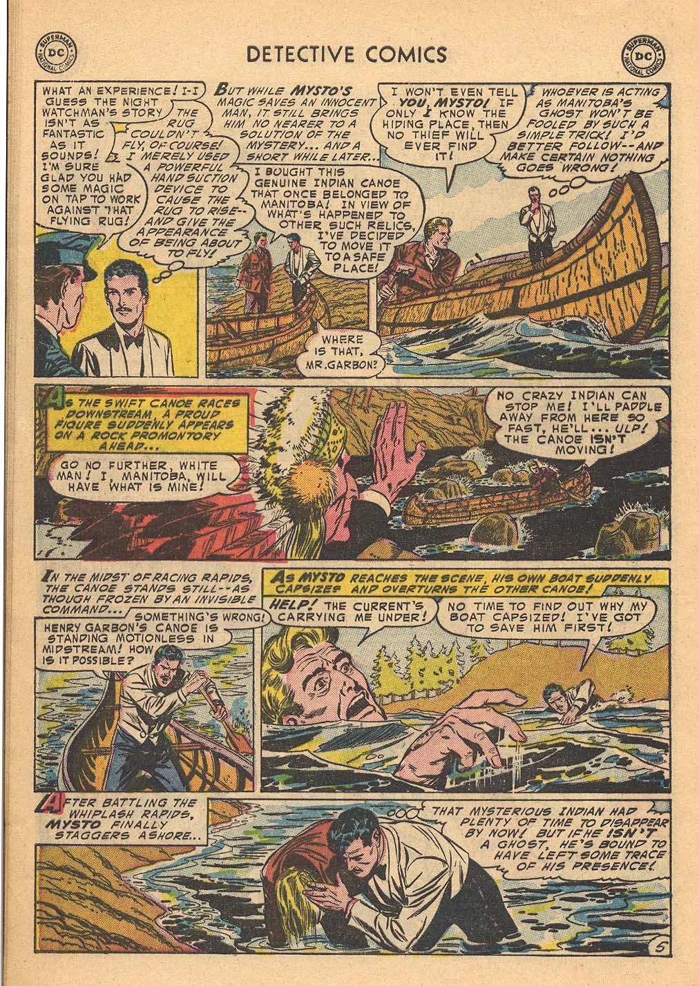 Read online Detective Comics (1937) comic -  Issue #210 - 38