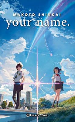 """""""Your Name"""" (Kimi no Na wa 君の名は。) de Makoto Shinkai."""