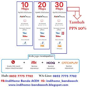 Indihome Banda Aceh Pasang Wifi Indihome Banda Aceh Wa 085262522883
