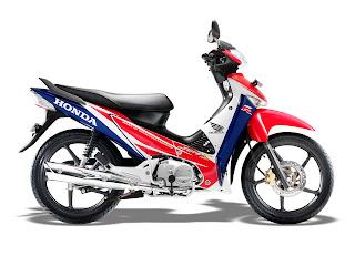 Daftar Harga Motor Honda Terbaru Bulan Agustus 2013