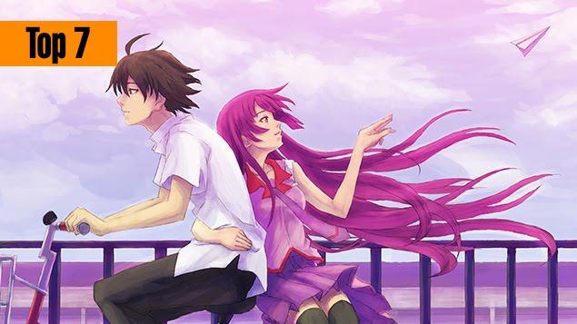 Melhores Animes Light Novel