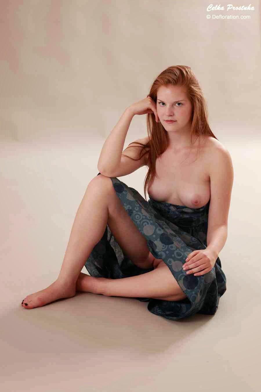 Young hot nude korean