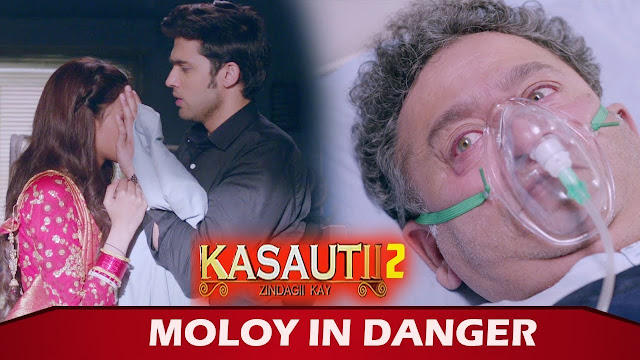 Future Story : Moloy's homecoming Komolika plots her new nasty scheme in Kasauti Zindagi Kay