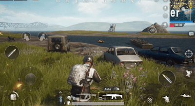 Download And Install PUBG Mobile 0.7.0 Apk+data - GamesEpisode