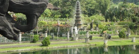 Karangasem Tirta Gangga - Karangasem, East, Tirta Gangga, Water Palace, Bali, Holidays, Tours, Attractions