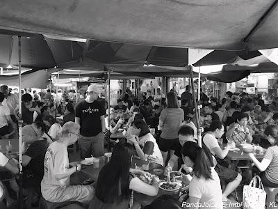 吉隆坡: 走入半山芭 (Pudu) 的生活